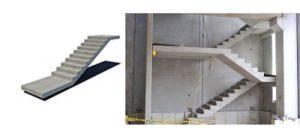 Scale mono o doppia rampa